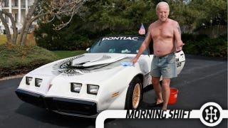 Illustration for article titled Does VP Joe Biden Going To Detroit Auto Show Presage A New Trans-Am?