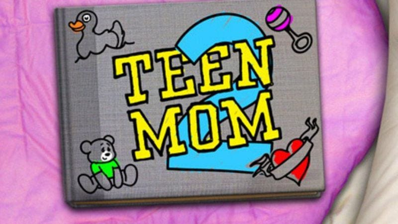Illustration for article titled Teen Mom