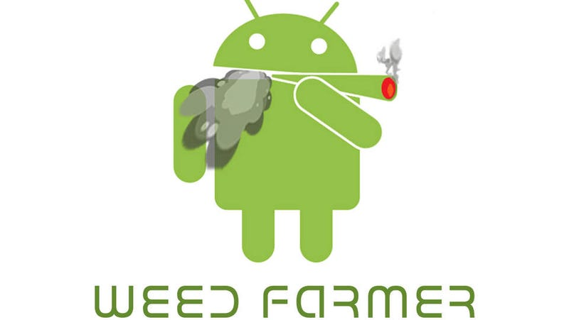 Illustration for article titled Grow Your Own Weed on an Android, But Not an iPhone (There's No App for That)
