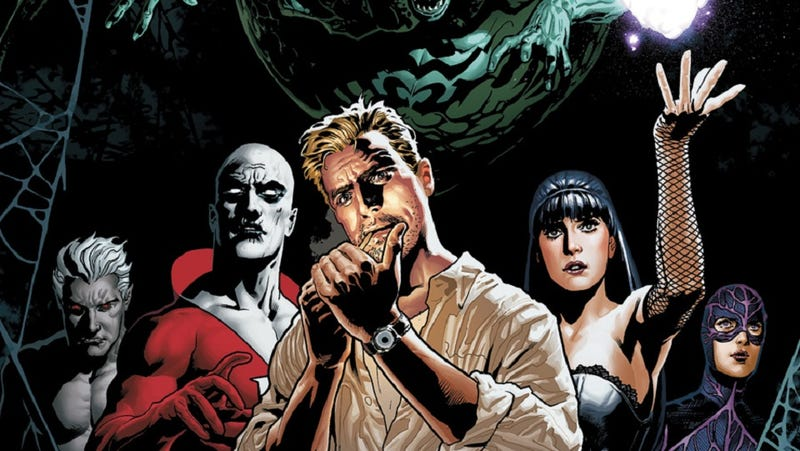 Illustration for article titled Guillermo del Toro is in talks for a Justice League Dark movie!