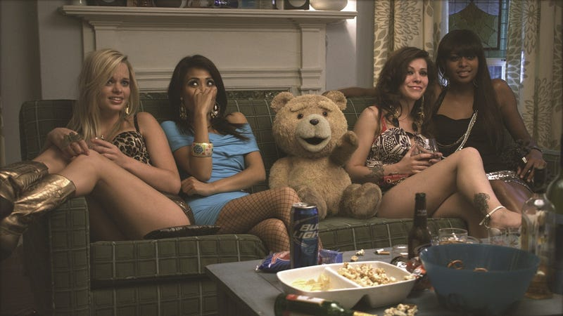 Illustration for article titled High-res Ted photos show you how to party like a teddy bear