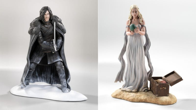 Illustration for article titled Official Game of Thrones figures top the best Comic-Con toys