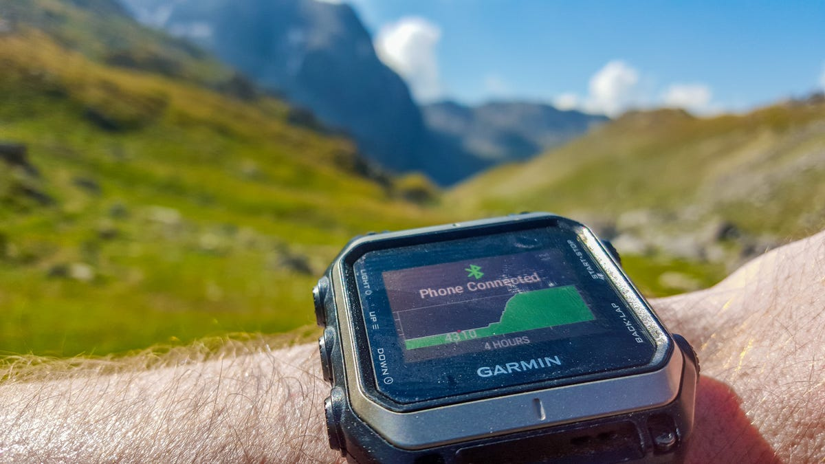 Garmin Epix Review Can A Smartwatch Work As Touchscreen Navigator Highland Ridge Satellite Wiring Diagram