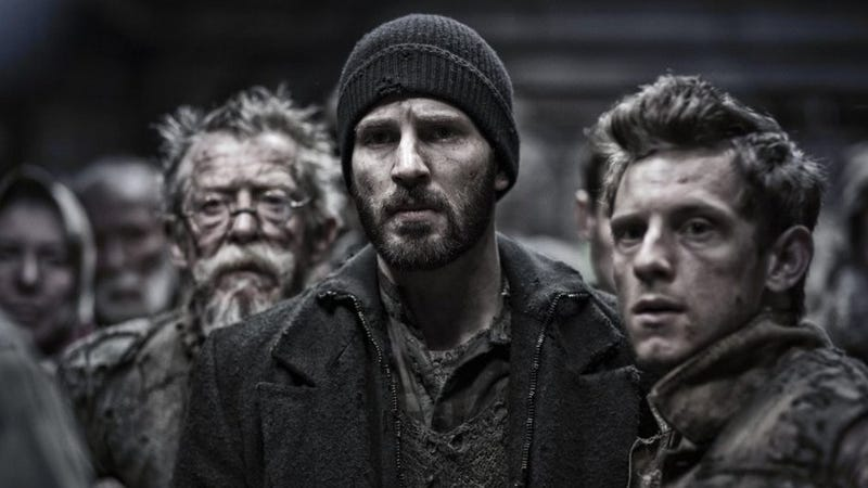 A scene from 2013's Snowpiercer, which is being adapted into a TV series.