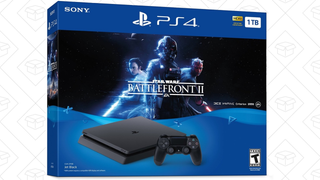 Pack de PS4 Slim de 1TB con Star Wars Battlefront II | $249 | Amazon