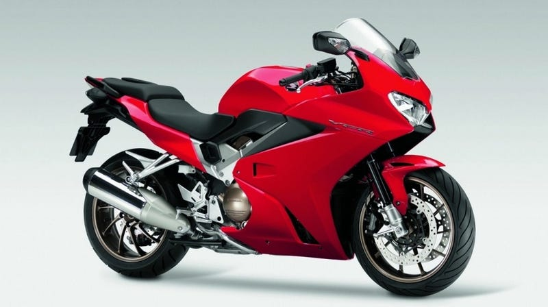 Illustration for article titled VFR800 Returns for 2014 - announced @ EICMA [UPDATED]