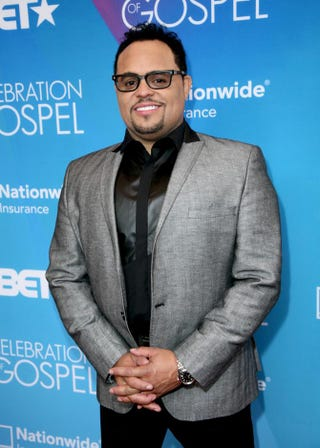 Israel Houghton in 2013Maury Phillips/Getty Images