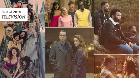 What's missing from our list of 2018's best TV?