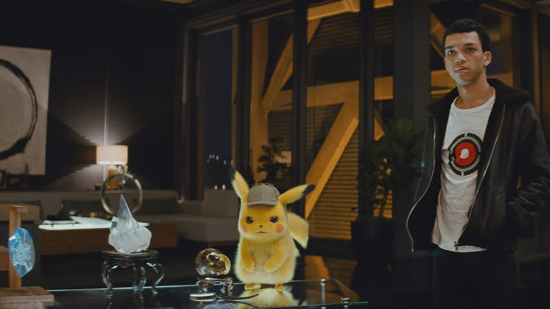 Illustration for article titled What We Loved About Detective Pikachu