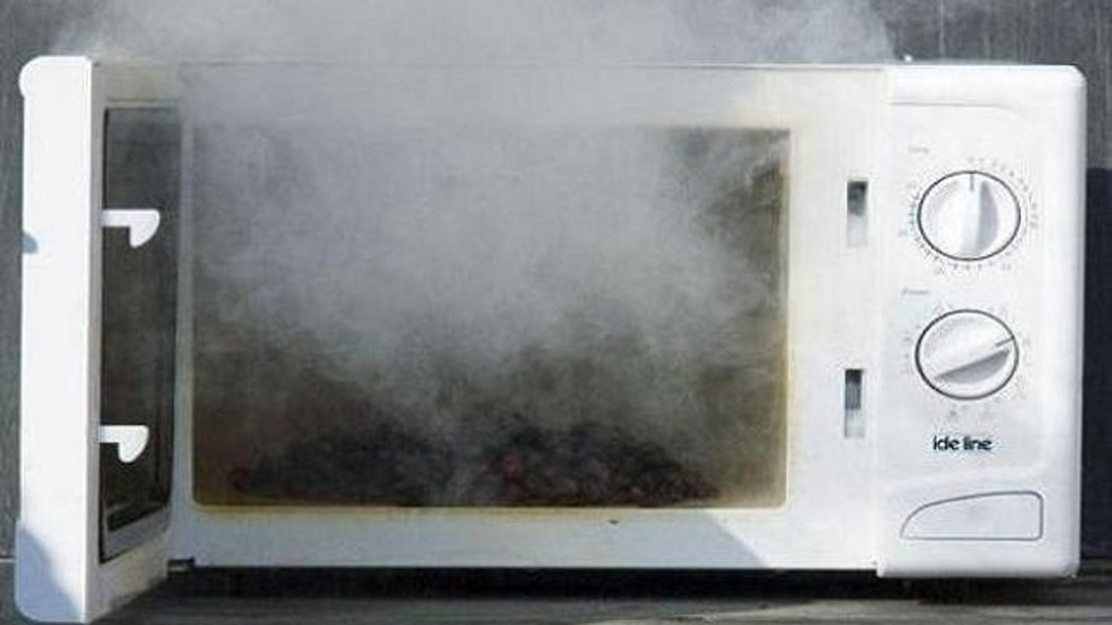 Why Metal Shoots Sparks In The Microwave
