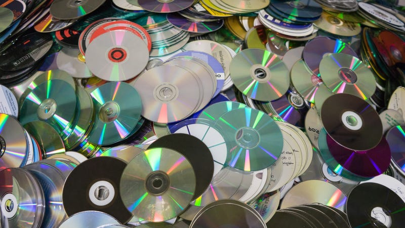 Best Buy is giving up on CDs