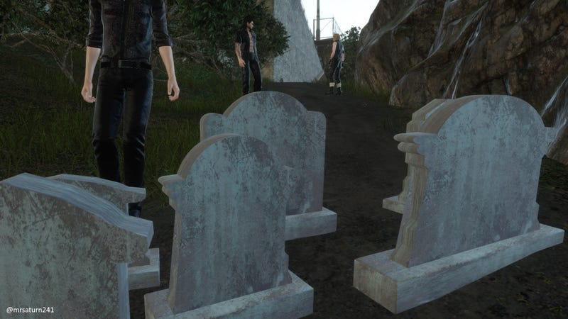 The Death Of Final Fantasy XV DLC Memorialized In Mod