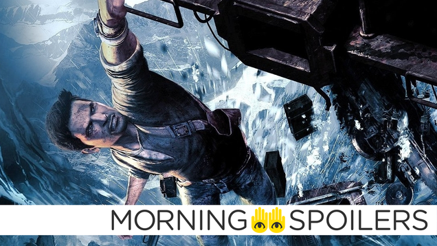 Updates From Uncharted, the Flash Movie, and More