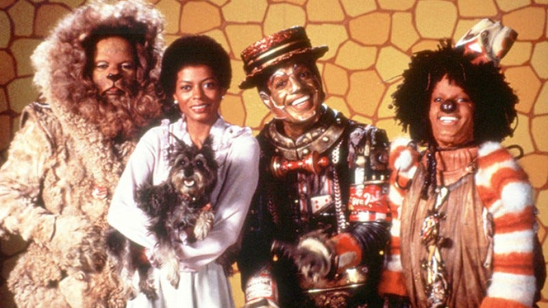 Illustration for article titled NBC's next live musical will be The Wiz with Cirque du Soleil