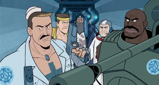 Illustration for article titled Brock takes charge in a complex, brilliant and hilarious Venture Bros.