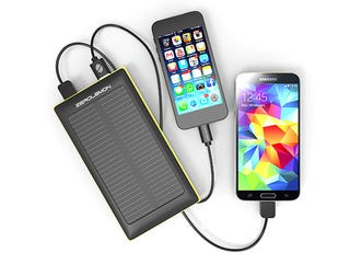Illustration for article titled Save 50% On The Durable ZeroLemon Portable Battery with Solar Power