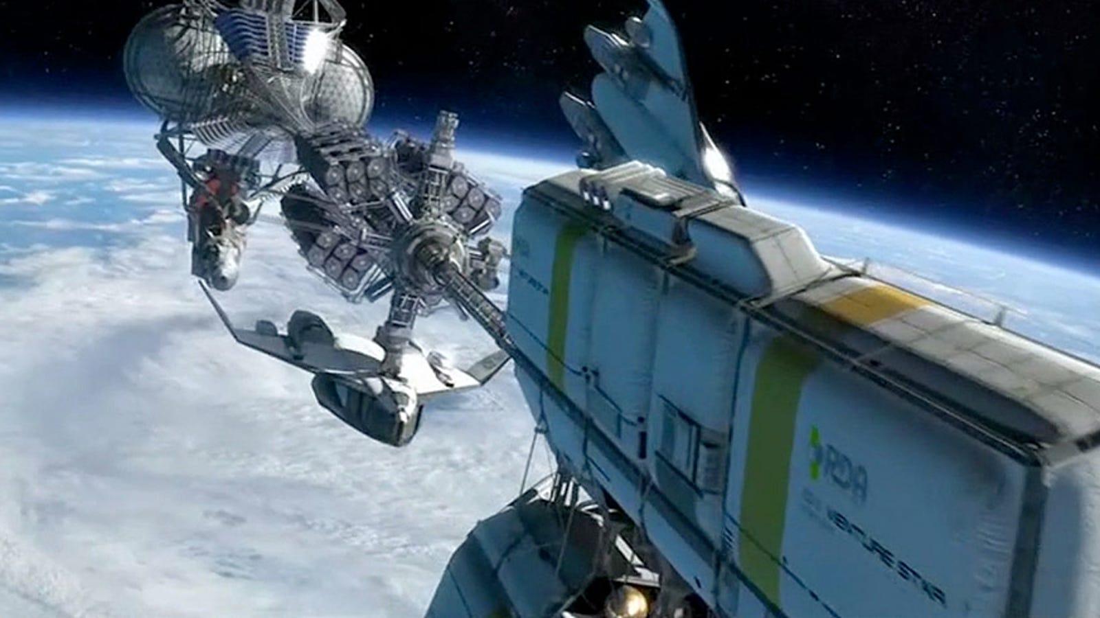 35 películas sobre el espacio, condensadas en un vídeo fascinante