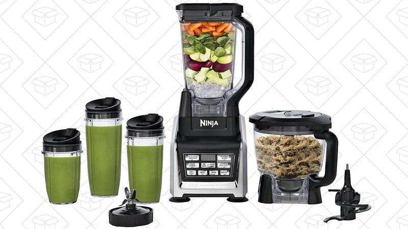 Nutri Ninja Blender Duo, Refurbished, $160