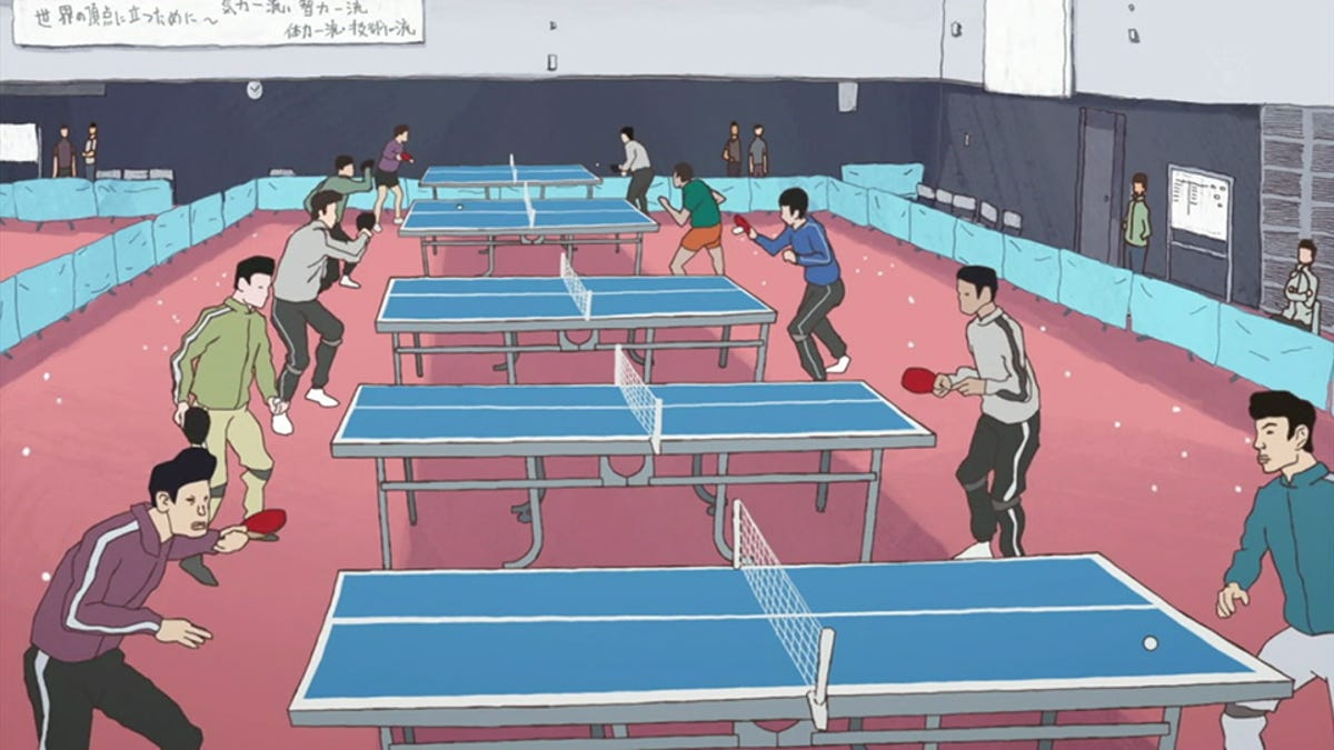 Ping Pong is Less About the Sport and More About Growing Up