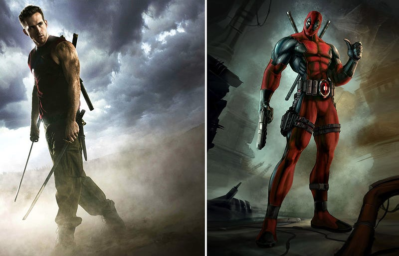 Illustration for article titled Confirmado: Ryan Reynolds volverá a ser Deadpool en el spin-off de X-Men