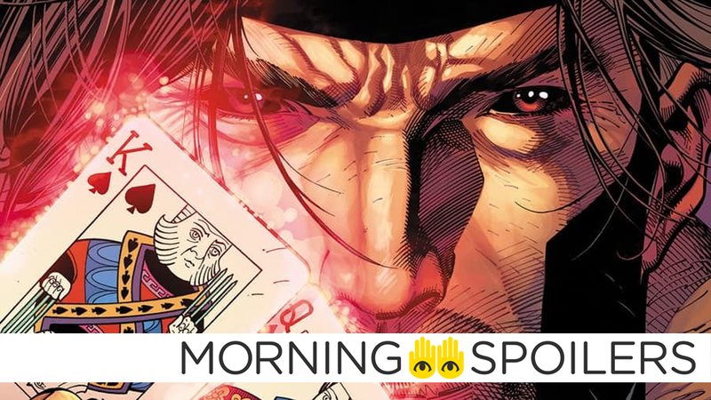Gambit could be getting a very intriguing tone for his movie.