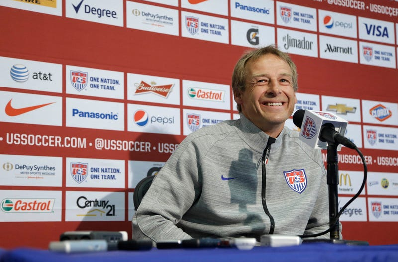 Illustration for article titled Jürgen Klinsmann Says U.S. Players Can Have World Cup Sex