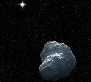 Illustration for article titled Fourteen huge space rocks discovered beyond Neptune