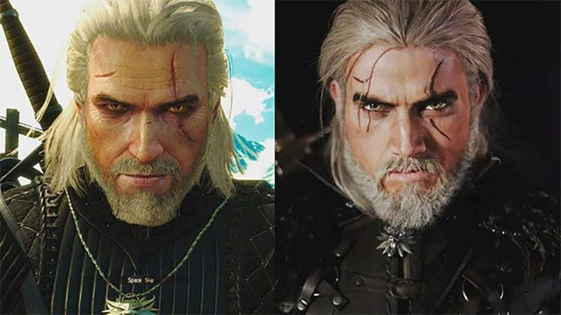 Illustration for article titled Geralt, Is That You?