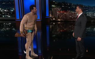 Billy Eichner, Jimmy Kimmel