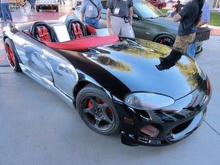 Illustration for article titled Dodge Viper Speedster