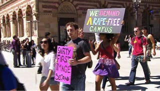 Illustration for article titled USC Students Protest Frat Email & Sexist Campus Culture