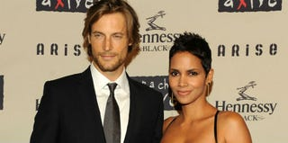 Gabriel Aubry and Halle Berry (Stephen Lovekin/Getty Images)