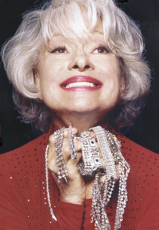 Illustration for article titled RIP Carol Channing