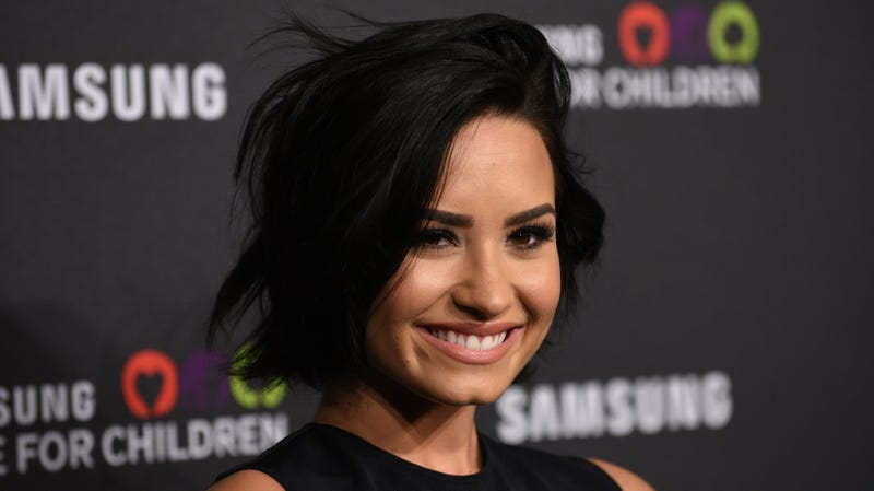 Illustration for article titled Early Reports About Demi Lovato Were 'Incorrect,' but She's Currently 'Awake andWith Family'