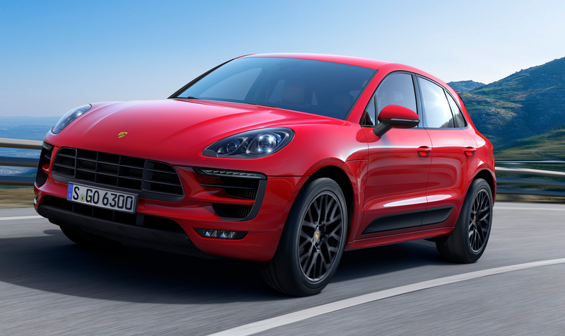 Illustration for article titled The 2017 Porsche Macan GTS Is A More Baller Macan S