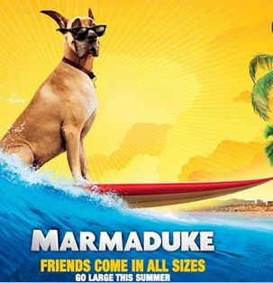 """Illustration for article titled Marmaduke is the biggest """"F*** You"""" to modernity I've ever seen"""