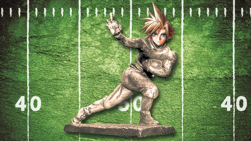 Illustration for article titled Football Is Basically An RPG