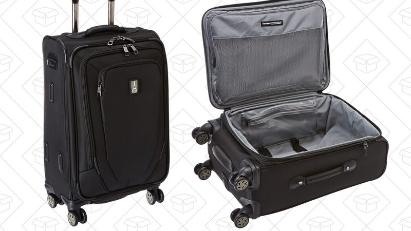 "Travelpro Crew 10 21"" Spinner Suiter, $127"