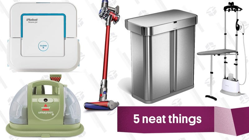 Illustration for article titled Five High-End Housekeeping Items That Are Worth the Splurge