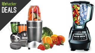 Illustration for article titled Blenders That Last, Discounted Exercise Gear, and More Deals