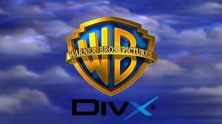 Illustration for article titled Warner Bros. to Offer DivX Downloads
