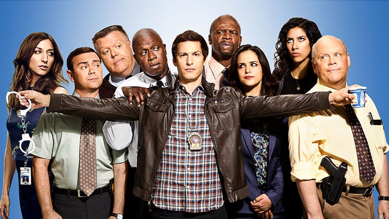 Illustration for article titled Brooklyn Nine-Nine Picked Up By NBC, No Longer Canceled