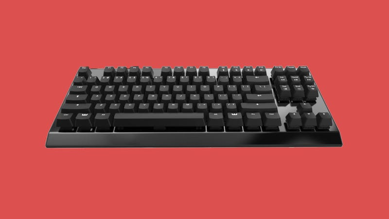 Illustration for article titled This Analog Mechanical Keyboard Is For Gamers Who Want Complete Control