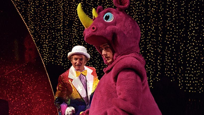 Illustration for article titled Family-Unfriendly Case File #2: Death To Smoochy