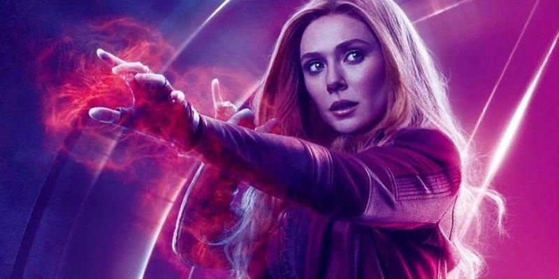 Illustration for article titled Esta teoría explica cómo Scarlet Witch será la clave del próximo grupo de Avengers en el Universo Marvel
