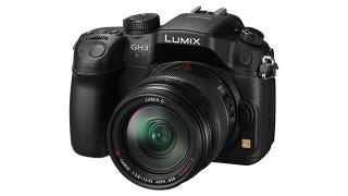 Illustration for article titled Panasonic Lumix GH3: The Hacker's HD Video Camera Gets Its Bits Juiced