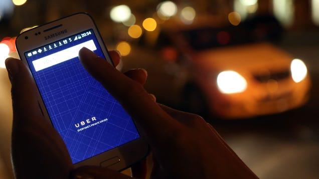 Uber Drivers Reveal Their Passengers  Darkest Secrets