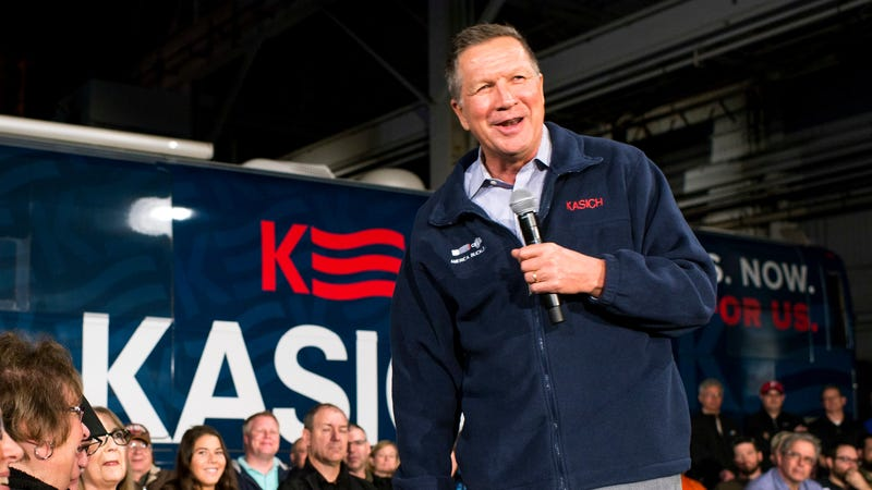 Illustration for article titled John Kasich Vetoes 'Heartbeat Bill' But Signs Another Restrictive Abortion Law