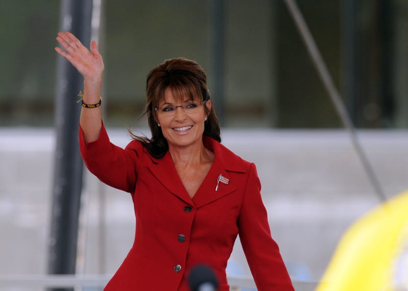 Illustration for article titled Sarah Palin's Campaign To Drive You Crazy