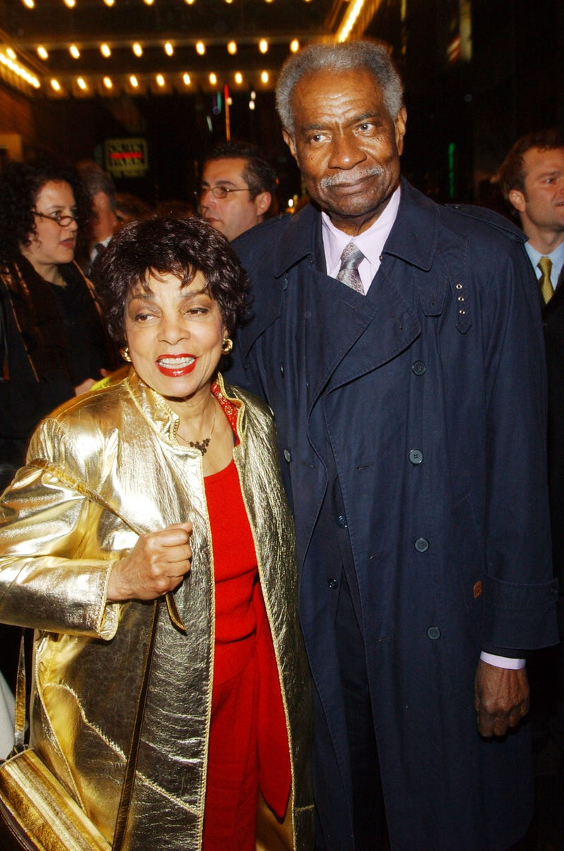 Ruby Dee and Ossie Davis (Brad Barket/ Getty Images)